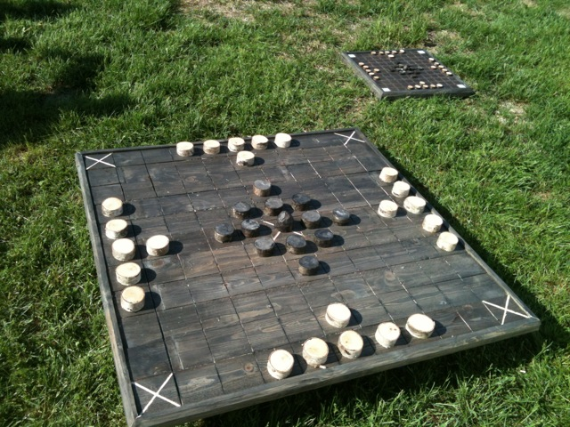 Vikings king and chess on pinterest - Multi level chess board ...