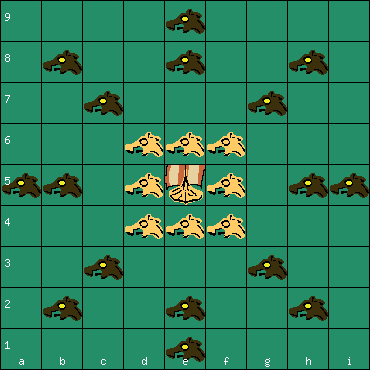 Sea Battle Tafl