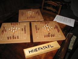 Burnsall Hnefatafl Club